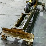 5000 lb Ransome Idler Roll
