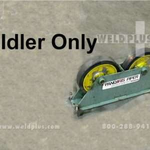 2,000 lb. Used Pandjiris Piper 3 Idler Only