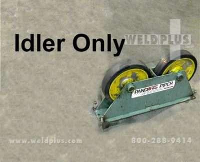 2000 lb Used Pandjiris Piper 3 Idler Only