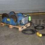 Pandjiris 10,000 lb. Steel Wheel Turning Rolls