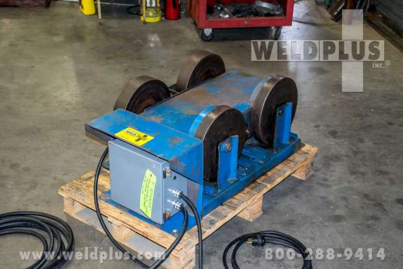 Pandjiris 10,000 lb. Steel Wheel Turning Rolls