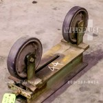 2,000 lb. Custom Idler Turning Roll