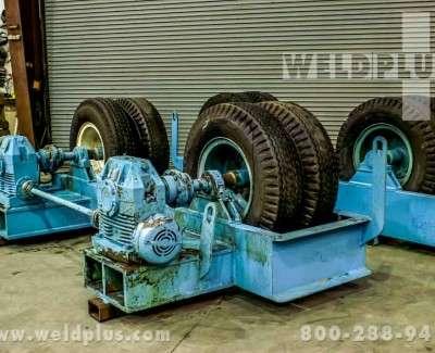 Ransome 90 Ton Turning Rolls