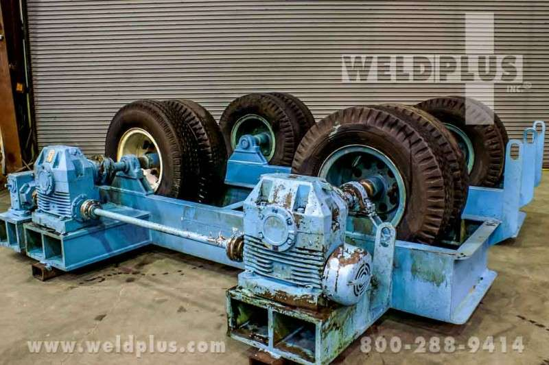 Ransome 180,000 lb. Turning Rolls