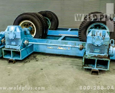 Ransome 90 Ton Turning Rolls