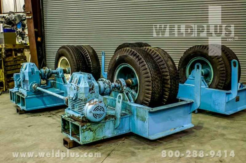 90 Ton Ransome Turning Rolls