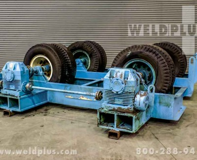 90 Ton Ransome Turning Rolls