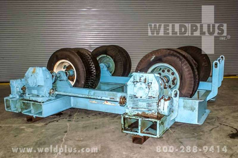 90 Ton Turning Rolls by Ransome
