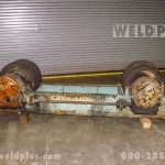 30 Ton Ransome Tank Roll Drive Only