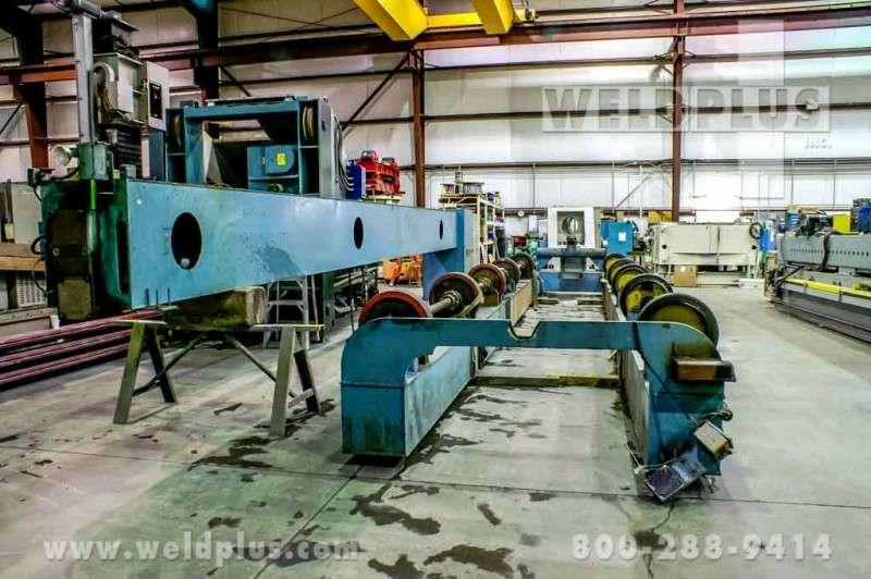 34 Ton Pandjiris Unit Frame Turning Rolls