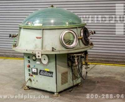 Airline Vacuum Welding Chamber