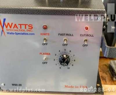 Watts W6020 pipe cutting system