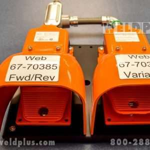 Webb Universal Foot Pedal For Turning Rolls