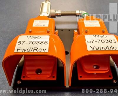 Webb Universal Foot Pedal