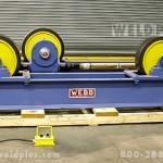 M-500 40,000 lb. Webb Turning Rolls