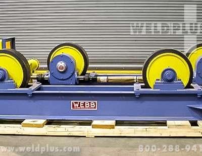 40000 lb Webb Turning Rolls
