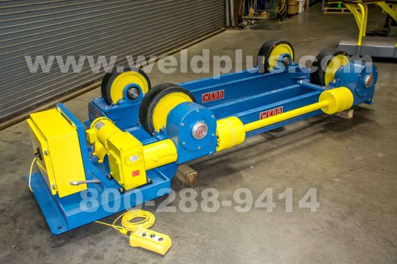 R-500 20 Ton Webb Turning Rolls