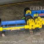 Model S124 12,000 lb. Webb Turning Rolls