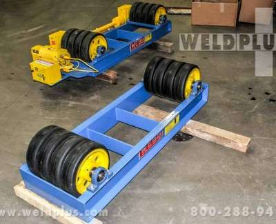 WEBB 12000 lb Turning Rolls