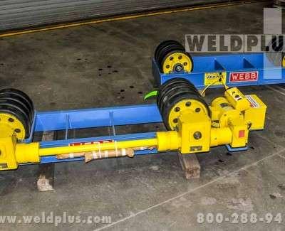 12000 lb Webb Turning Rolls