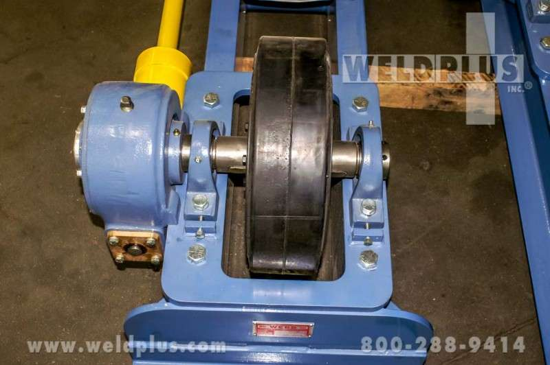 T-16 Webb 10 Ton Turning Rolls