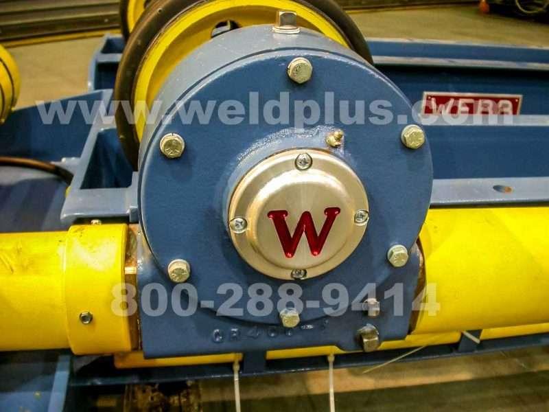 Model T-18 Webb 12,000 lb. Turning Rolls