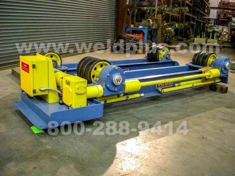 Webb T-24 16,000 lb. Turning Rolls