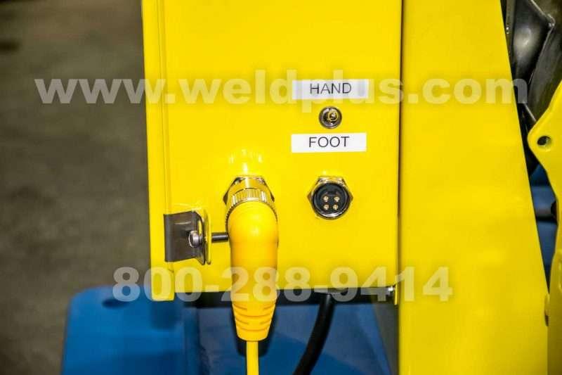 Webb T-30 10 Ton Turning Rolls