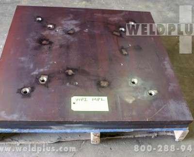 Universal Chuck Large Adapter Plate
