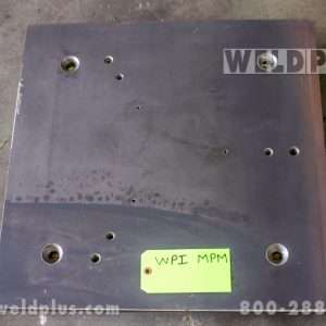 Universal Medium Welding Chuck Adapter Plate