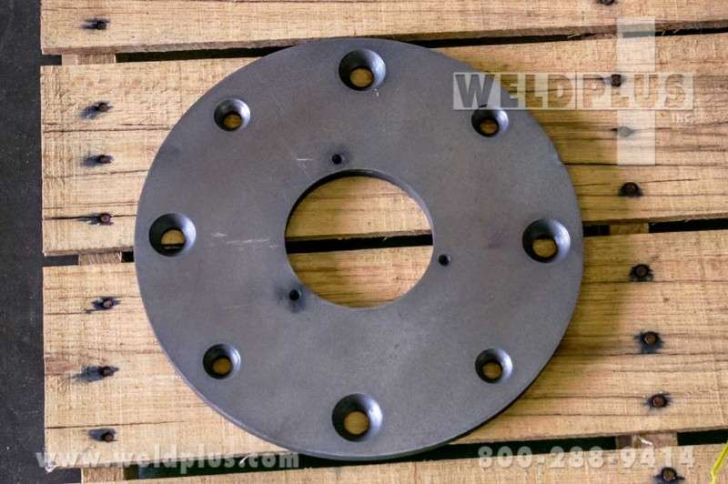 Small Welding Chuck Adapter Plate