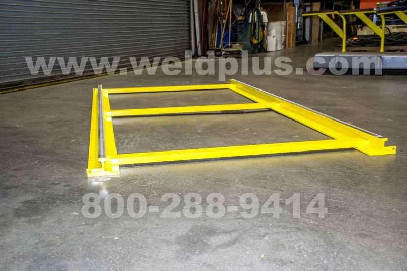 Welding Manipulator Travel Car Track