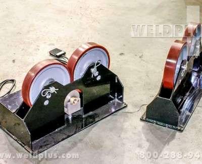 Weld Plus 2000 lb Turning Rolls