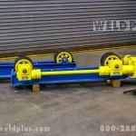 6,000 lb. T-9 Weld Plus Turning Rolls
