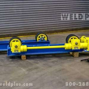 6,000 lb. T-9 Weld Plus Turning Rolls