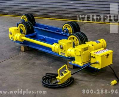 6000 lb T9 Weld Plus Turning Rolls