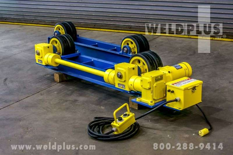 6,000 lb. Webb T9 Turning Rolls