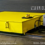 Weld Manipulator Variable Speed Travel Car