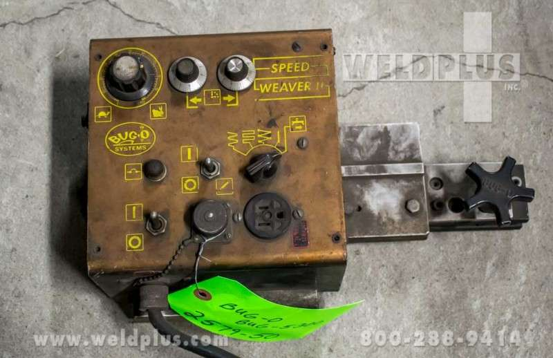 Bug-O Speed Weaver Welding Oscillation Unit