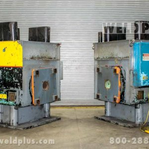 20000 lb Aronson Elevation Headstock Tailstock