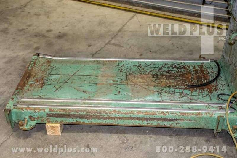 48 Inch Airline Welding Seamer LWS-48