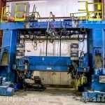 4 Weld Head Sub Arc Gantry Welding System