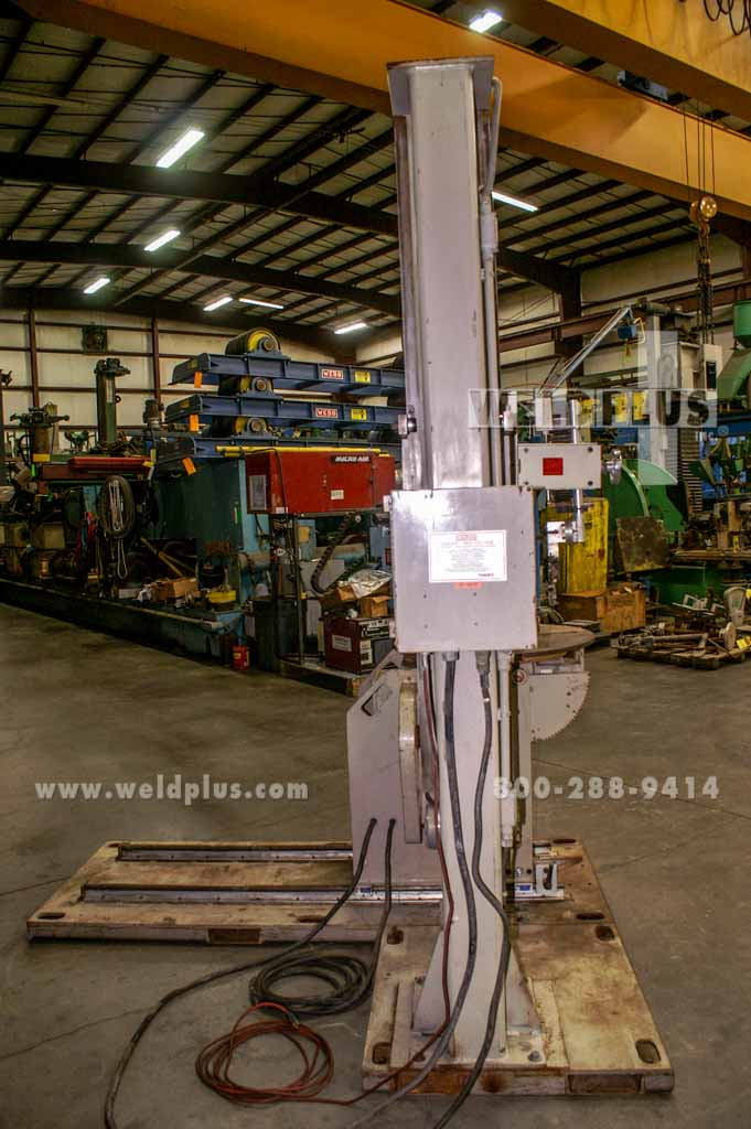 Automated Hobart Dabber Welding System