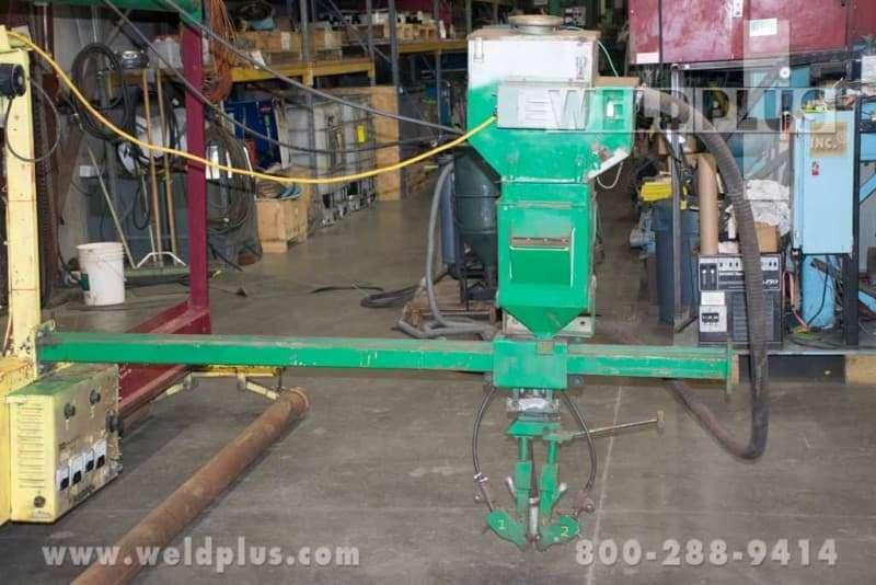 Ogden Dart Sub Arc Welding Automation System