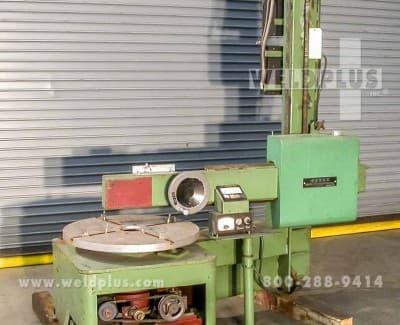 Mark Five Automated Manipulator Turntable System