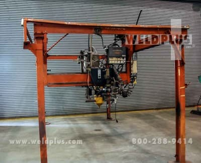 12x4 FT Submerged Arc Welding Gantry