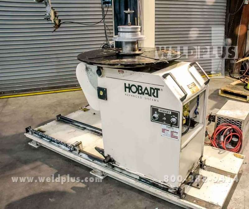 Used Hobart TIG Welding System 5′ x 2′