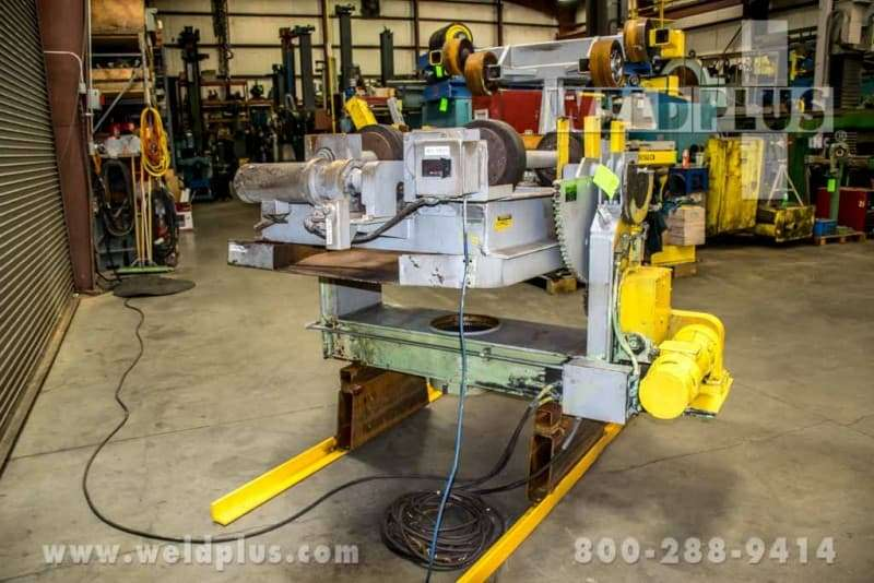 5,000 lb. Aronson Unit Frame Tilt Turning Rolls