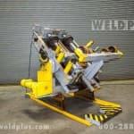 5,000 lb. Aronson Unit Frame Tilt Turning Rolls