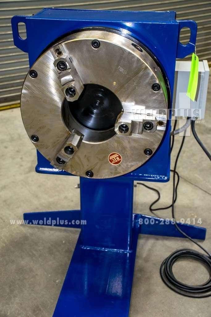 Bulldog 3,000 lb. Pipe Welding Positioner